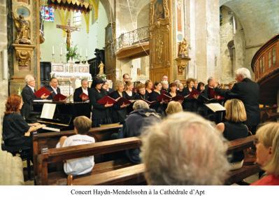 l'Association Vocale d'Avignon