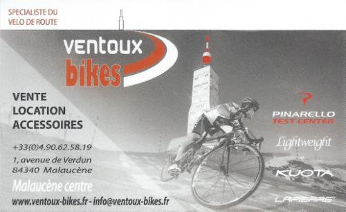 Ventoux-Bike