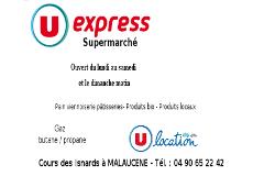 U Express Malaucène