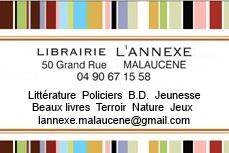 Librairie L'Annexe